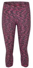 Loap ženske pajkice Makitana 3/4, roza/sive