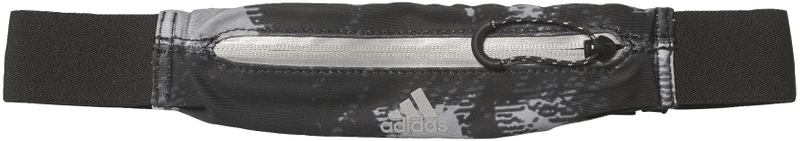 Adidas Run Graph Belt Black/Black/Reflective Silver NS