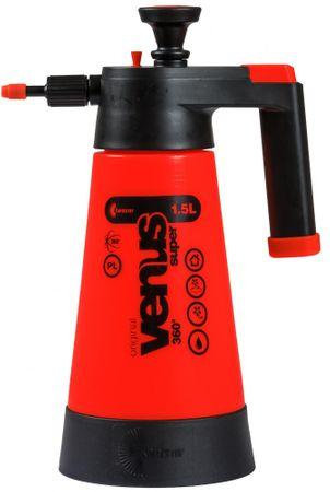 Kwazar VENUS Super 360° 1,5 l tlakový postrekovač