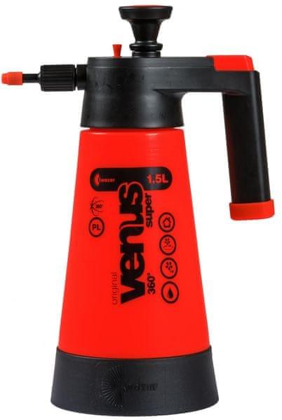 Kwazar VENUS Super 360° 1,5 l tlakový postřikov