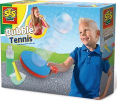 SES igra Bubble Tennis