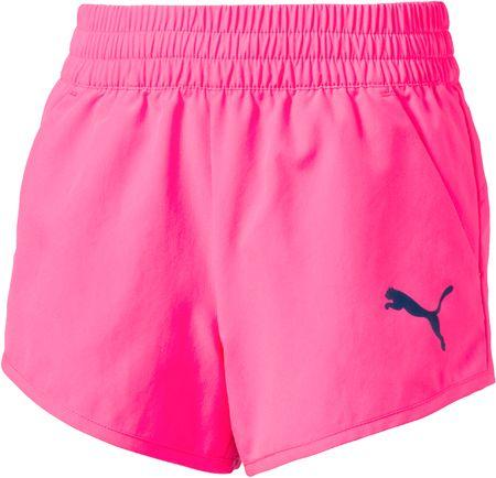 Puma ženske kratke hlače Active Dry, roza, 110