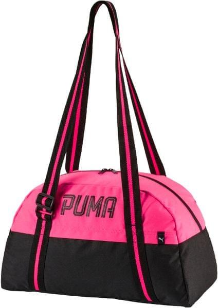 Puma Fundamentals Sports Bag Female Black