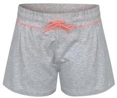Loap ženske kratke hlače Betoja, sive
