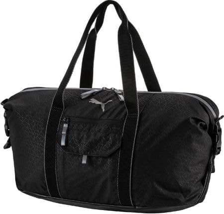 Puma Fit AT Workout Bag Black QUIET SHAD