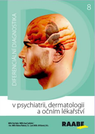 Herle Petr: Diferenciální diagnostika v psychiatrii, dermatologii a očním lékařství