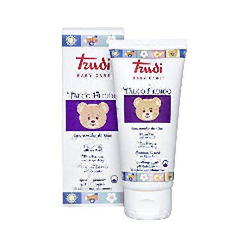 Dětská mast proti opruzeninám s mastkem 100 ml