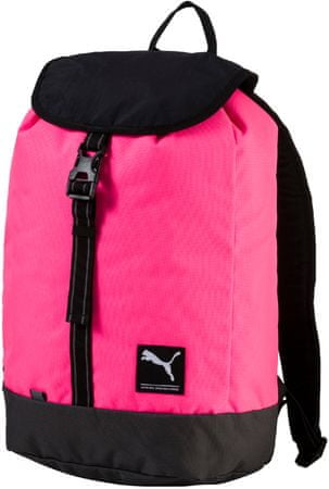 Puma ženski ruksak Academy Knockout, rozi