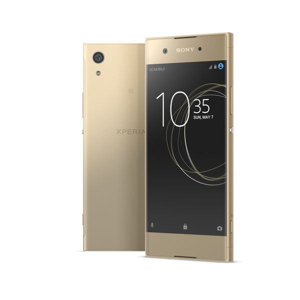 Sony Xperia XA1, G3121, zlatý