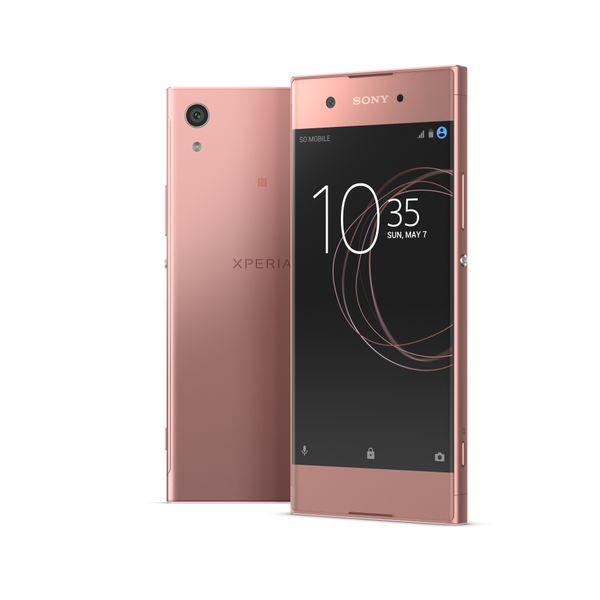 Sony Xperia XA1, G3121, růžový