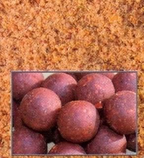 Mikbaits boilies mix Ultra Red Fish 10 kg