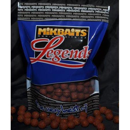 Mikbaits boilie Legends 2,5 kg 20 mm oliheň&javor