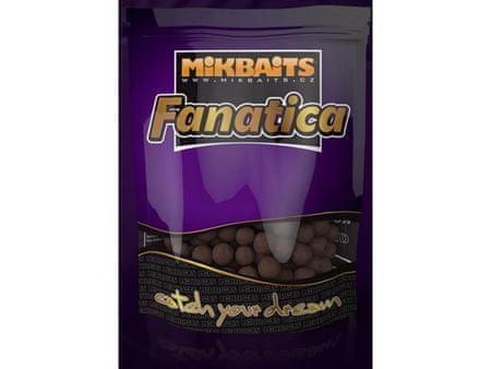 Mikbaits boilie Fanatica 900 g 24 mm oliheň black pepper asa