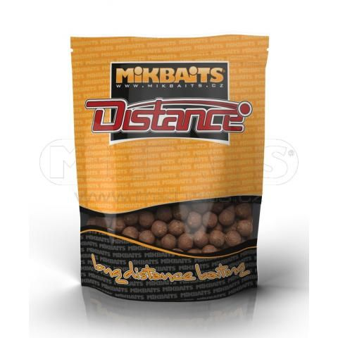 Mikbaits Distance boilie 1kg 24 mm glm mušle