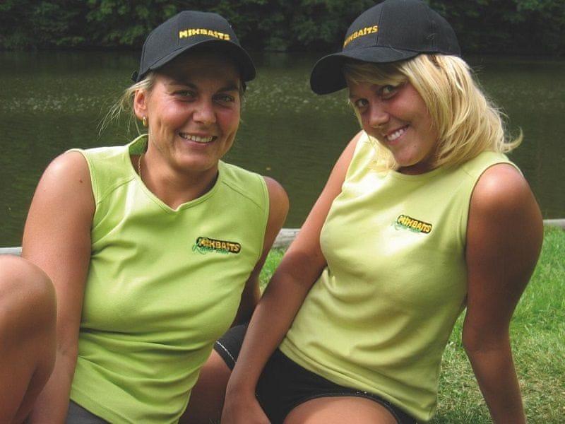 Mikbaits Dámské Triko Ladies Team S
