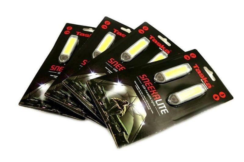 Taska Světlo do bivaku kompaktní USB Sneeka Lite 2 ks