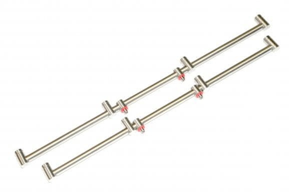 Taska Nerez Hrazdy Pro Edition Na 4 Pruty Snag 2 ks 54-59 cm