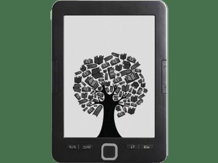 """Alcor Myth 6"""" e-book olvasó"""