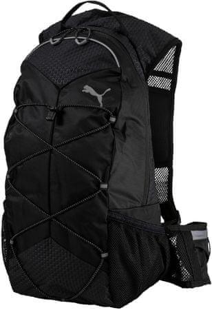 0f0d27dd73 Puma plecak biegowy PR Lightweight Backpack Black-QUIET