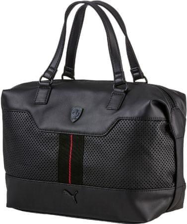 Puma ženska torba Ferrari LS, črna