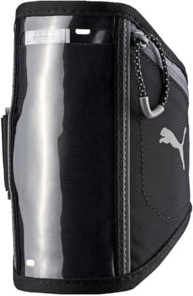 Puma PR I Sport Phone Armband Black-QUIE