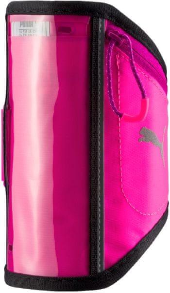 Puma PR I Sport Phone Armband Knockout Pink-U