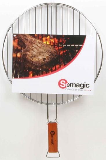 SOMAGIC Dvojitý grilovací rošt (450214CDS)