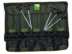 "ROD HUTCHINSON Kolíky 12"" XL Bivvy Pegs 10 ks"