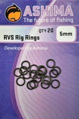 Ashima o kroužek rvs rig rings 20 ks