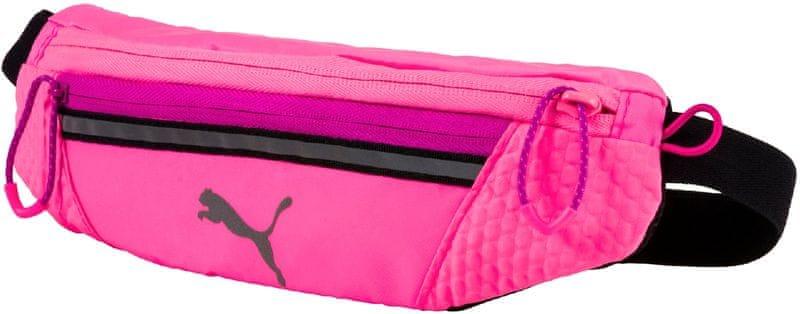Puma PR Classic Waist Bag Knockout Pink