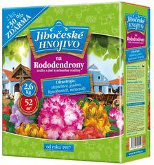 Bohatá zahrada - Hnojivo na rododendrony, azalky a jiné kyselomilné rostliny