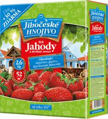 Bohatá zahrada-Hnojivo na jahody a drobné ovoce