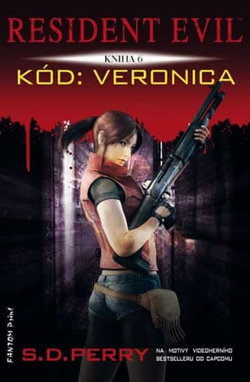 Perry S. D.: Resident Evil 6 - Kód: Veronica