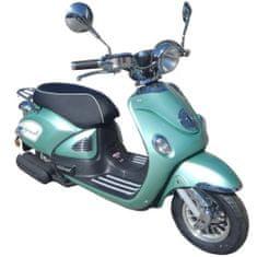 CLS MOTORCYCLE Skútr CLS LEGEND 125 ccm zelený