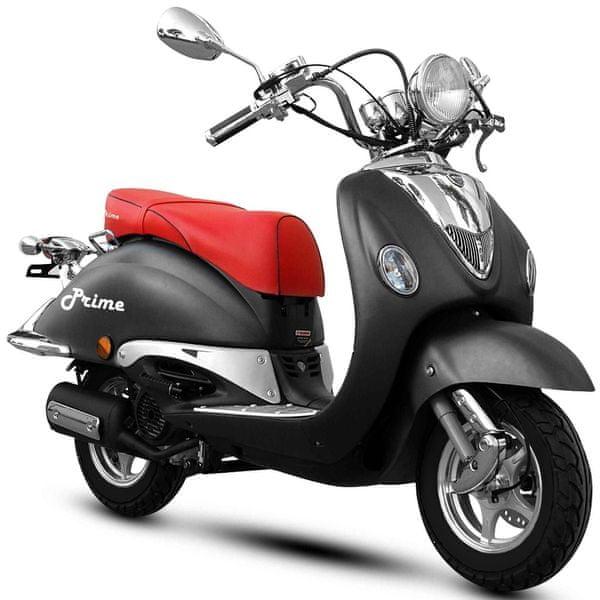CLS MOTORCYCLE Skútr CLS PRIME 125 ccm