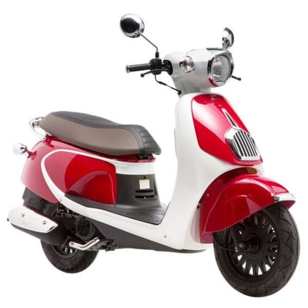 DAELIM MOTOR Skútr DAELIM AROMA 125 ccm