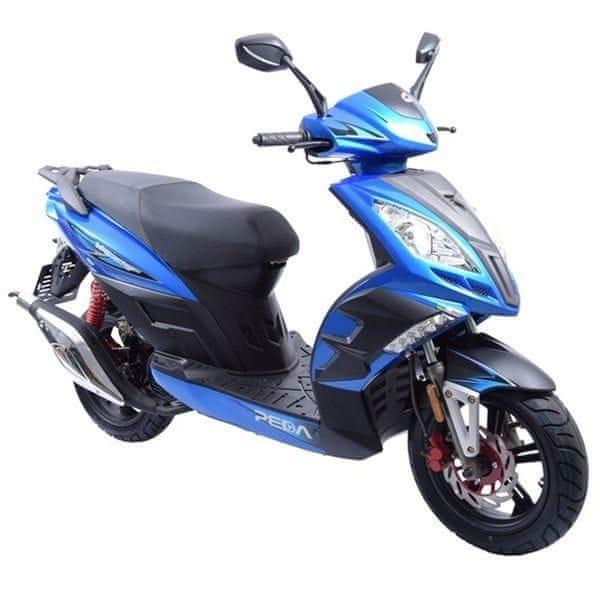 CLS MOTORCYCLE Skútr CLS BLADE 125 ccm modrý
