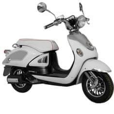 CLS MOTORCYCLE Skútr CLS LEGEND 125 ccm bílý