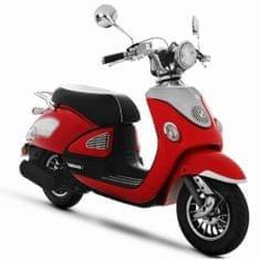 CLS MOTORCYCLE Skútr CLS LEGEND 125 ccm červený