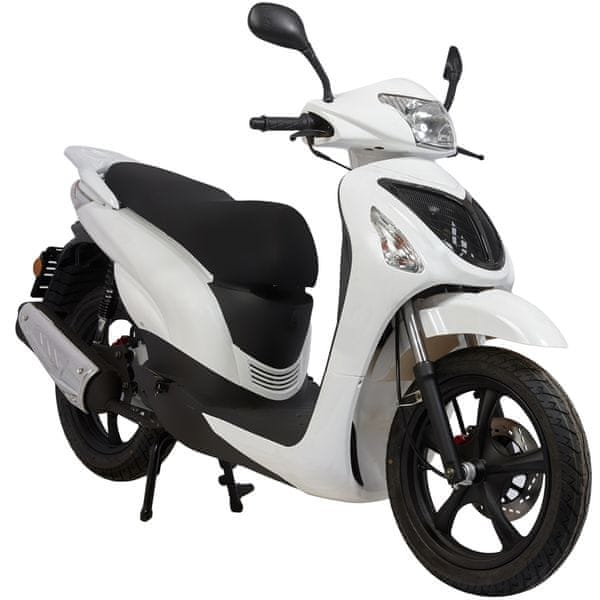 CLS MOTORCYCLE Skútr CLS LINTEX 125 ccm bílý