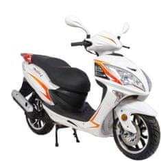 CLS MOTORCYCLE Skútr CLS TIGERRO 125 ccm bílý