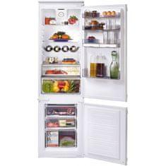 CANDY CKBBS184FT Beépíthető Kombinált hűtő, A++