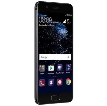 Huawei GSM telefon P10, črn