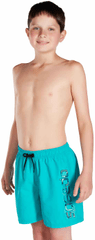 Speedo Graphic Leisure 15 Junior Jade/Green Glow/Navy
