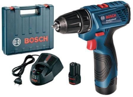 BOSCH Professional akumulatorski vrtalni vijačnik GSR 120-LI (06019F7001)