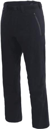 Hannah moške hlače Rob, črne, S