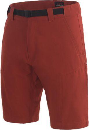 Hannah moške hlače Sten, rdeče, XL