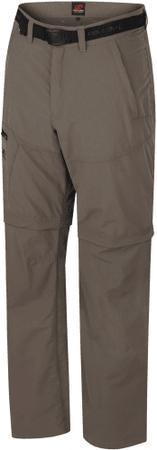 Hannah moške hlače Signum, rjave, XXL