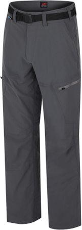 Hannah moške hlače Anvil II, sive, M