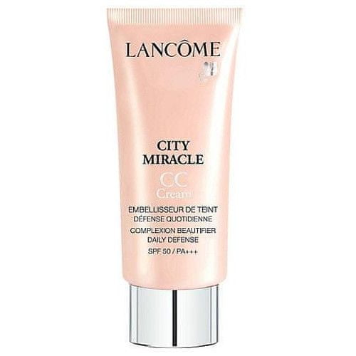 Lancome CC krém SPF 50 City Miracle (CC Cream) 30 ml (Odstín 01 - Beige Dragée)